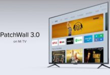 Xiaomi released new update of Mi TV with PatchWall 3.0 new features